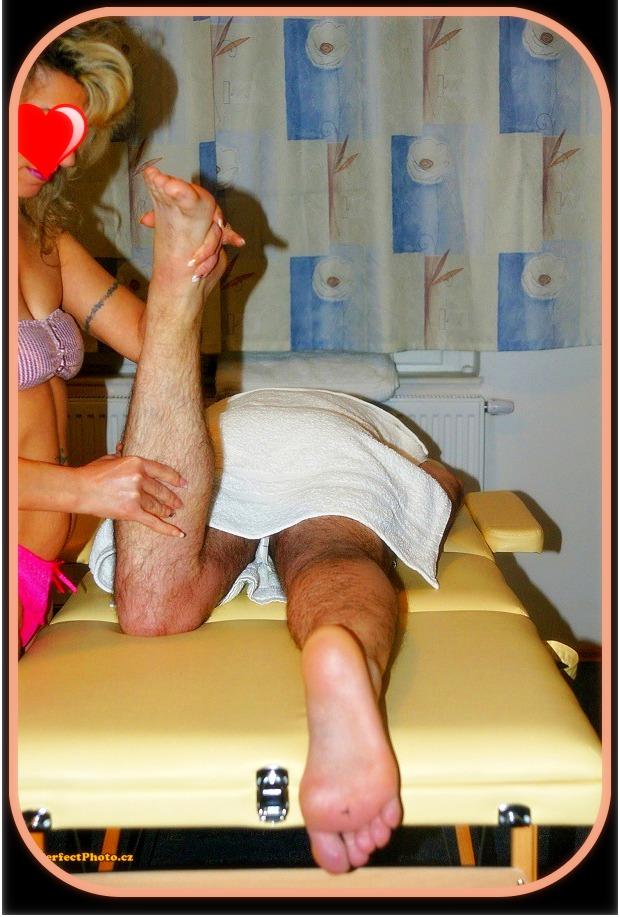 Luxusní masáž penisu Praha 10