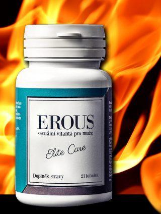 Erous – silný doplněk stravy určený pro muže