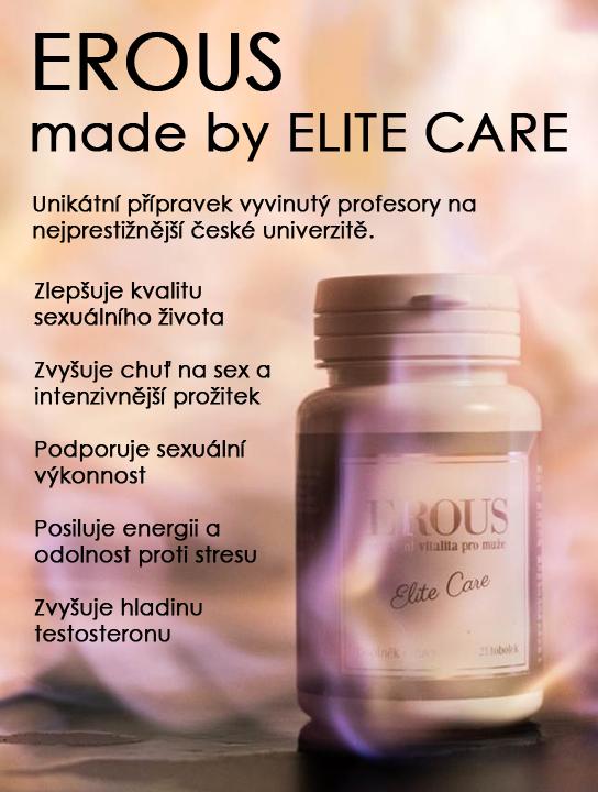 Erous pro vyšší sexuální výkonnost