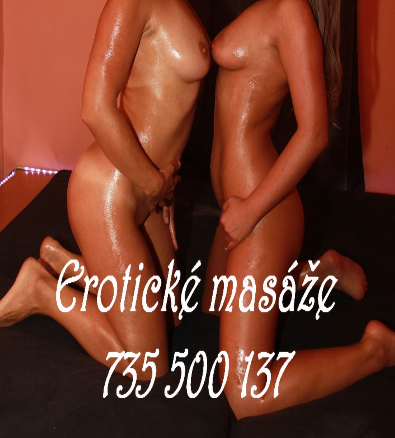 Profesionální erotické masáže
