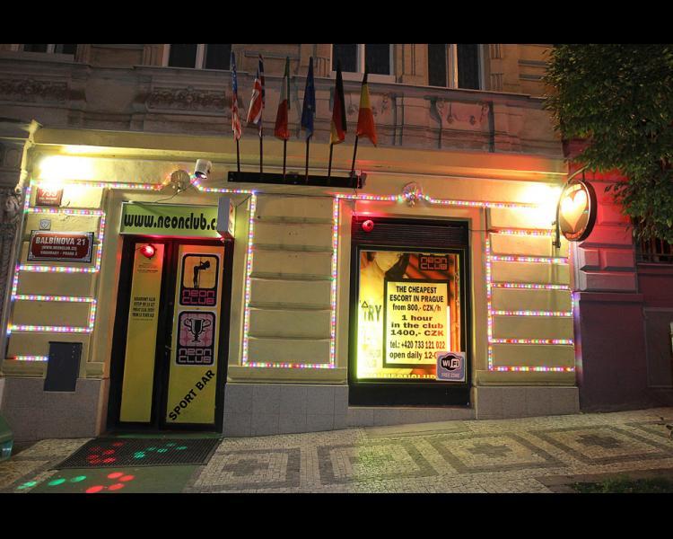neon club praha sex vysočina