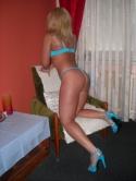 Blondýnka Dita